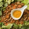 Curcuma remède pour l'amygdalite
